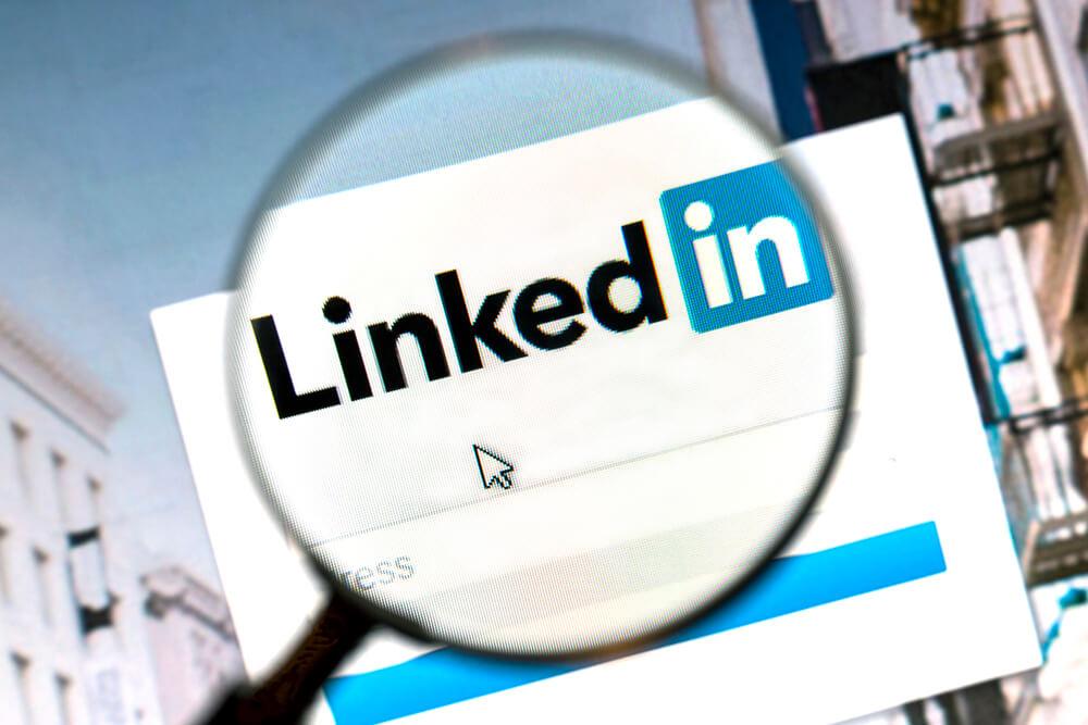 LinkedIn sucesso