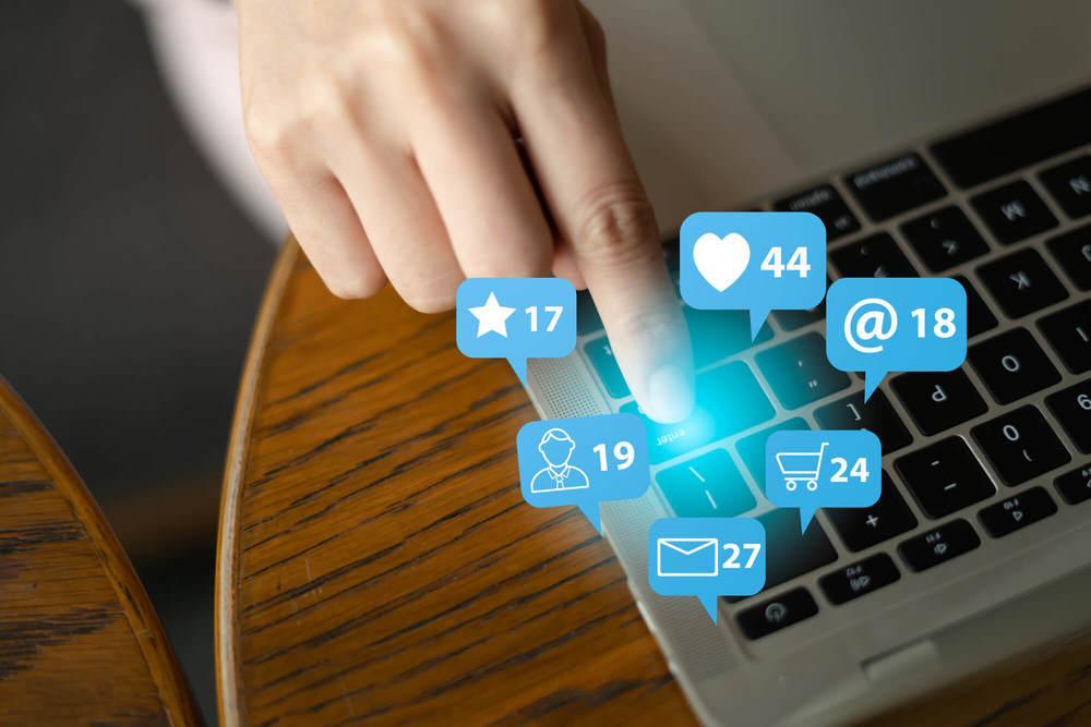 aumentar interação nas redes sociais