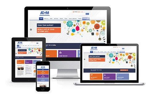 Responsive Design Criação de Sites